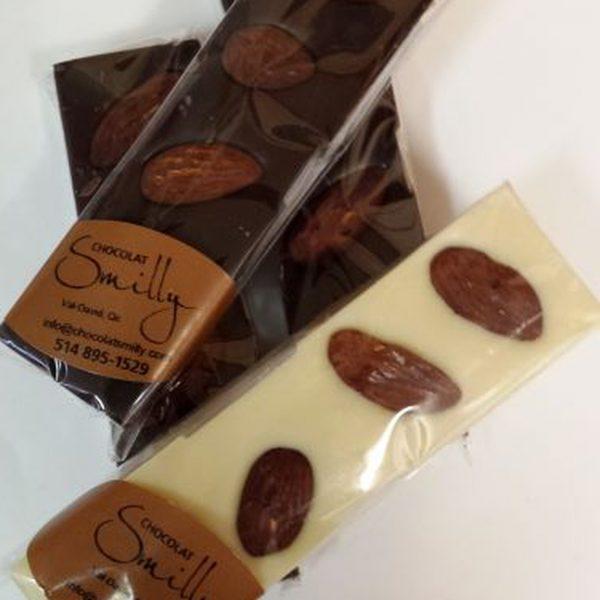 Sos fondue | Chocolat aux Amandes