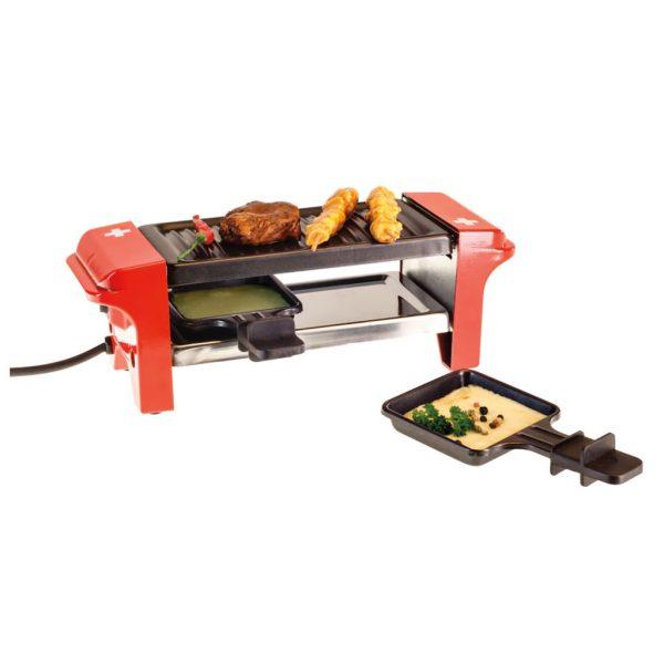 Sos fondue   Raclette tête-à-tête électrique
