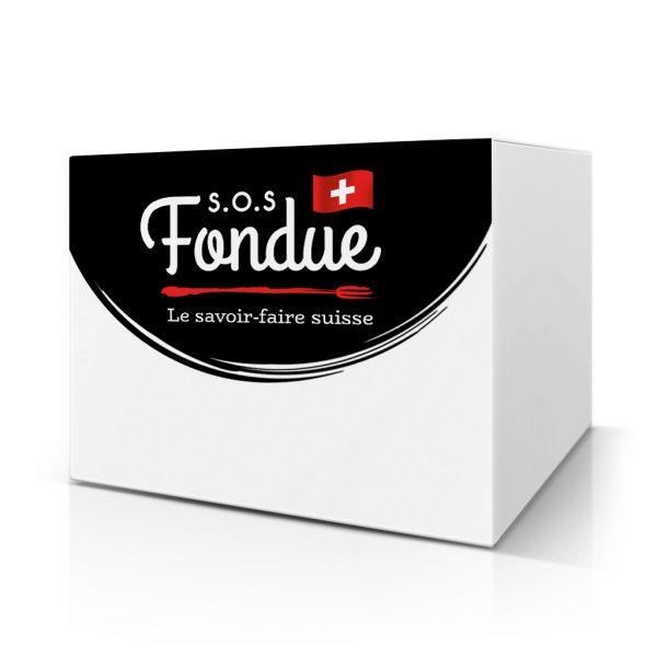 SOS Fondue discovery kit (5 x 300g)